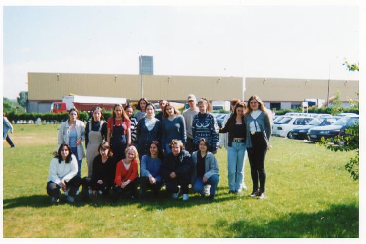 Photo de classe cfa nogent sur oise cap vente de 1998 cfa de la chambre de commerce et d - Chambre des metiers nogent sur oise ...