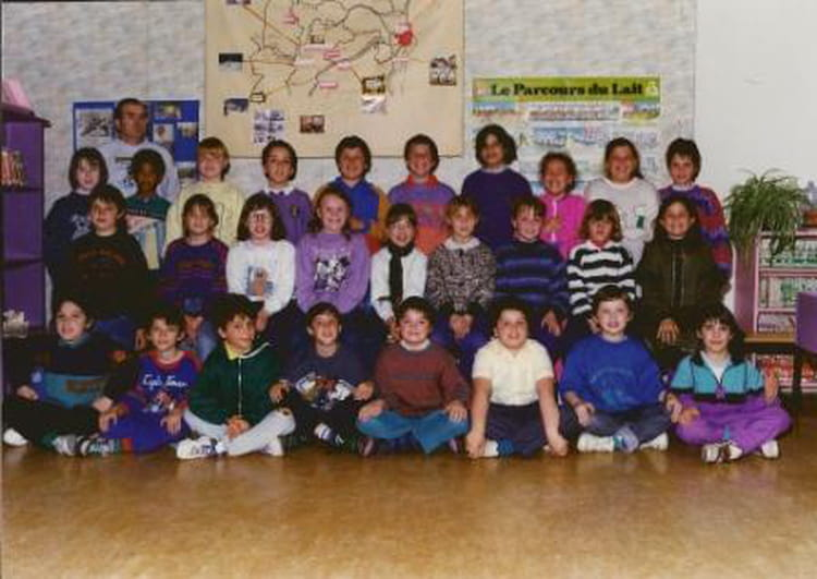 photo de classe cm1 de 1990 ecole borny centre louis pergaud metz copains d 39 avant. Black Bedroom Furniture Sets. Home Design Ideas
