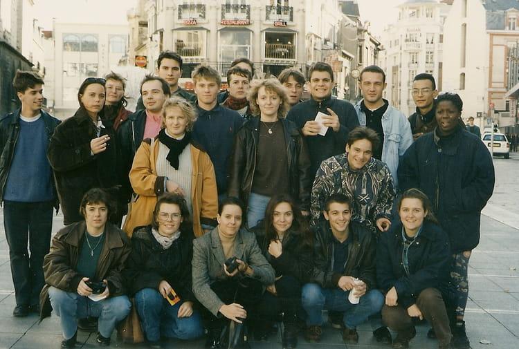 Photo de classe msctcf de 1996 universit de reims - Universite reims champagne ardenne bureau virtuel ...