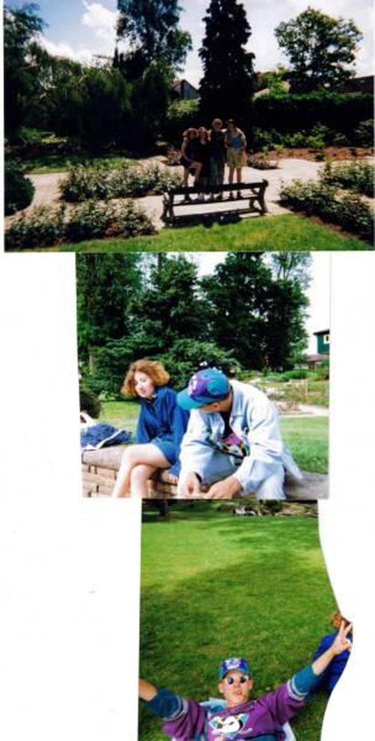 Photo de classe capa de 1995 ecole d 39 horticulture et du for Horticulture et paysage