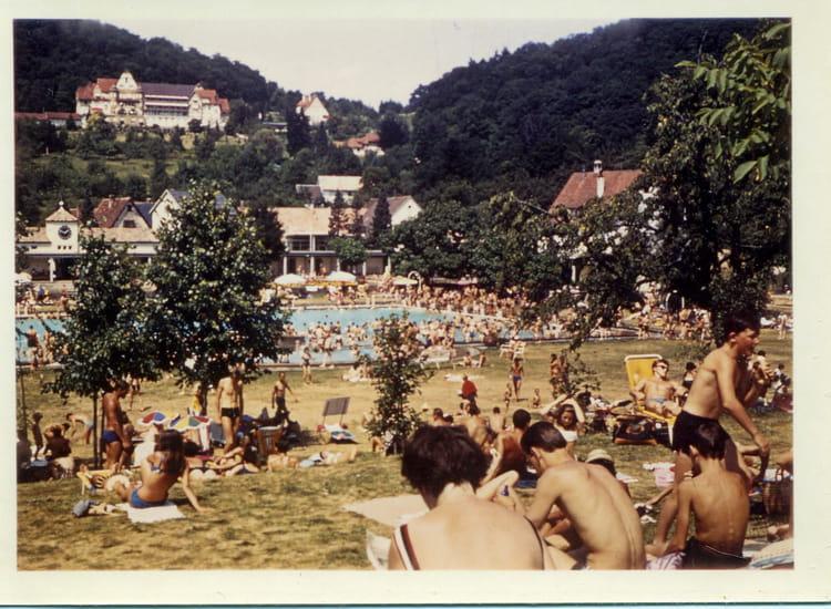 Photo de classe piscine de badenweiler de 1964 453 gaal for Piscine badenweiler