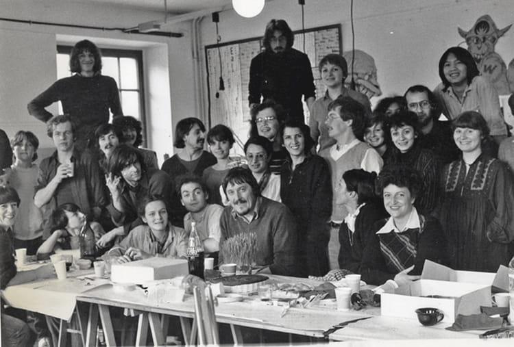 Photo de classe atelier d 39 illustration clap strasbourg - Ecole superieure de cuisine ...