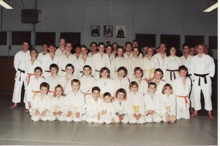 club judo douvrin