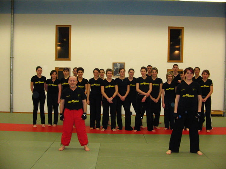 club karate yzeure