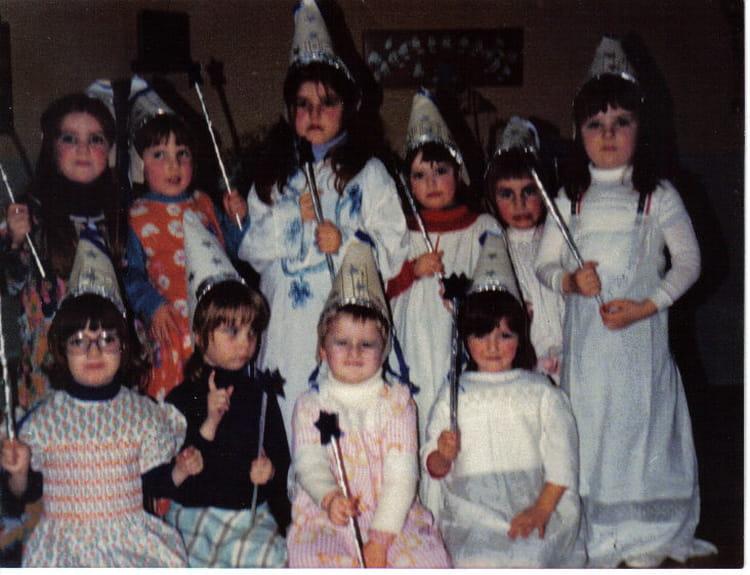 Photo de classe maternelle de 1980 ecole paul verlaine - Art cuisine longuenesse ...