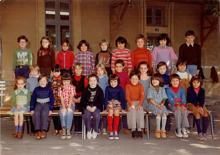 photo de classe ce2 de 1977 ecole michelet cazouls les beziers copains d 39 avant. Black Bedroom Furniture Sets. Home Design Ideas