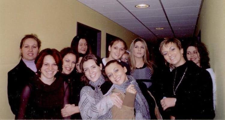 Photo de classe cpve 15 de 2002 chambre de commerce et d - Chambre de commerce et d industrie lyon ...