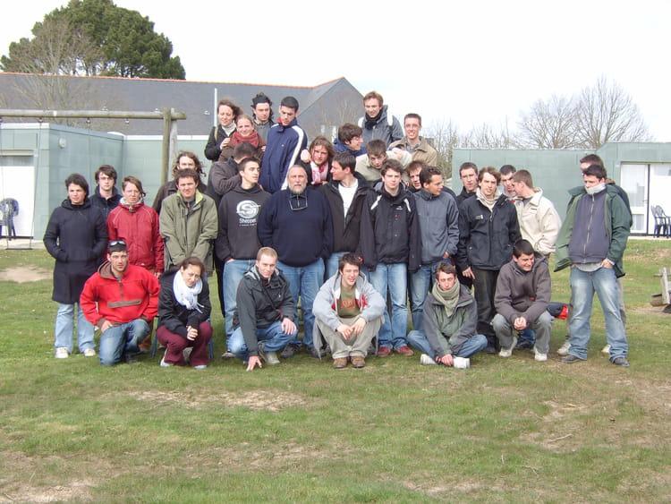 photo de classe bts gemeau 1 de 2006 lyc e agricole rennes le rheu copains d 39 avant. Black Bedroom Furniture Sets. Home Design Ideas