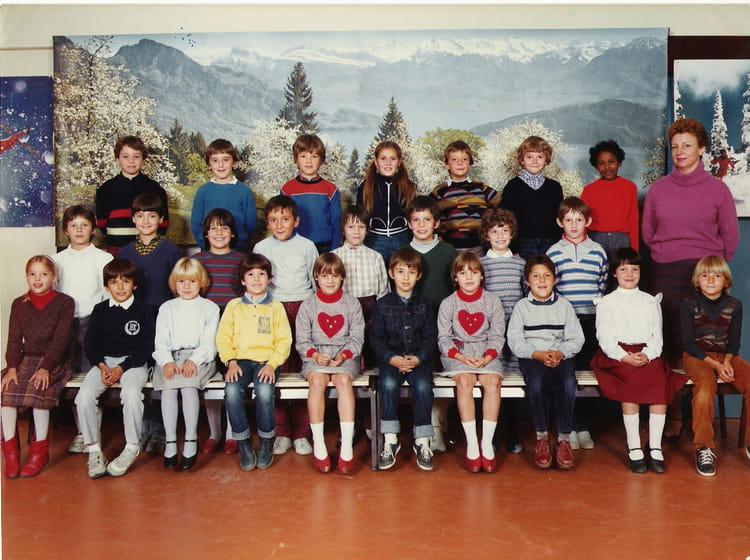 Photo de classe primaire ce2 le corail de 1984 ecole le - Piscine saint orens sicoval ...