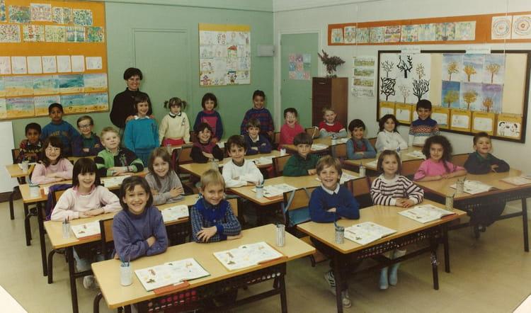 Photo de classe cp de 1989 ecole albert camus - Cours de cuisine villefranche sur saone ...