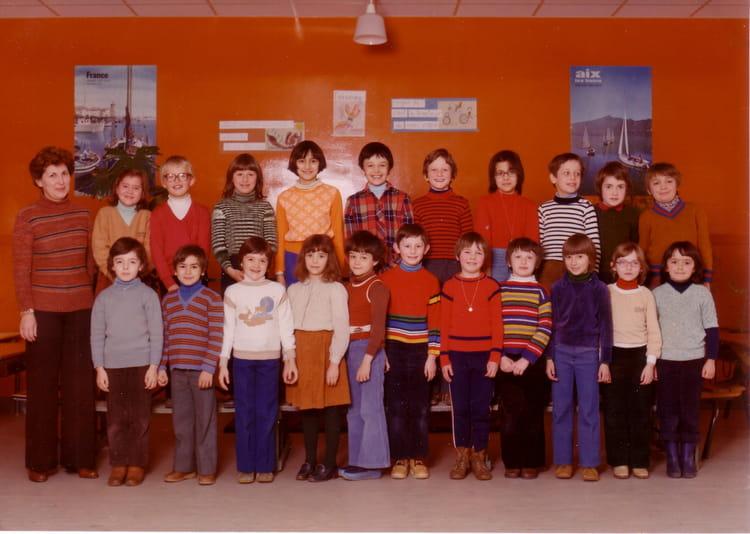 photo de classe ce1 de 1979 ecole groupe scolaire jean mace gueret copains d 39 avant. Black Bedroom Furniture Sets. Home Design Ideas