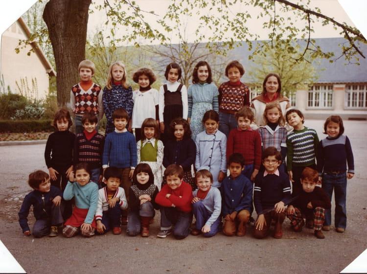 photo de classe cp de 1978 ecole jules lenormand saint jean de la ruelle copains d 39 avant. Black Bedroom Furniture Sets. Home Design Ideas