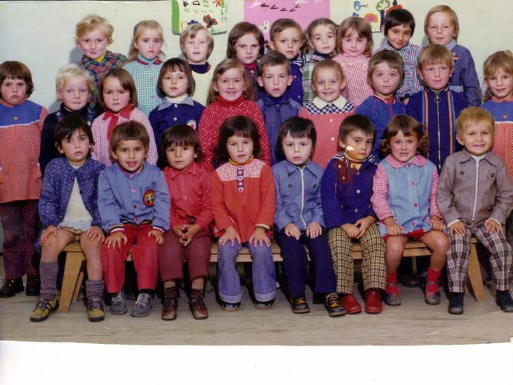Photo de classe maternelle ecole publique des fraisses - Cours de guitare le puy en velay ...