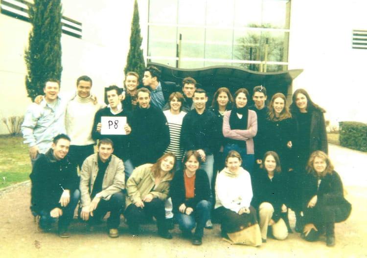 Photo de classe fiti mat riaux p8 de 2003 ecole nationale - Ecole superieure de cuisine ...