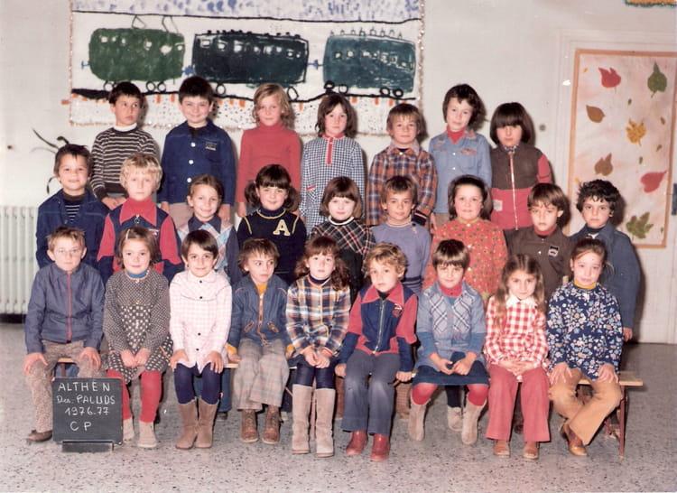 Photo de classe c p 1976 1977 de 1976 ecole primaire - Faites le moi savoir ...