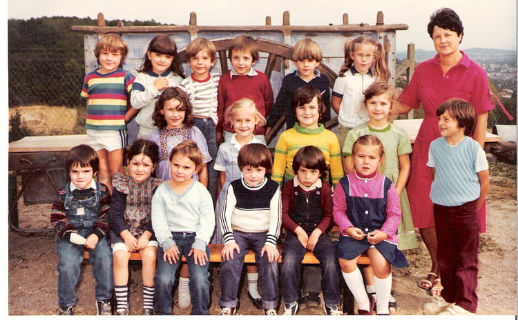 photo de classe labastide de l vis de 1982 ecole primaire labastide de levis copains d 39 avant. Black Bedroom Furniture Sets. Home Design Ideas