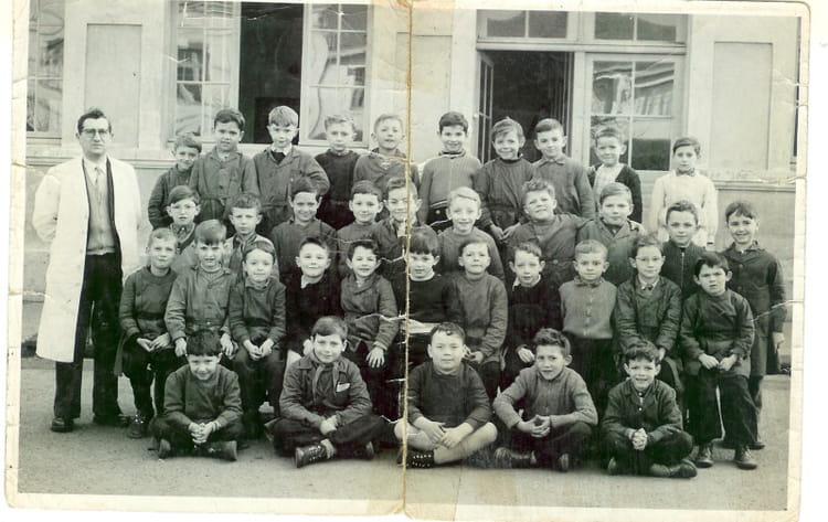 Photo de classe ecole paul bert vichy 1955 de 1955 ecole paul bert copains d 39 avant - Cours de cuisine vichy ...