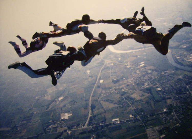 parachutisme bergerac