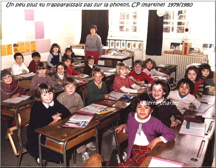Photo De Classe Groupe Pasteur Montmorency De 1977 Ecole Pasteur