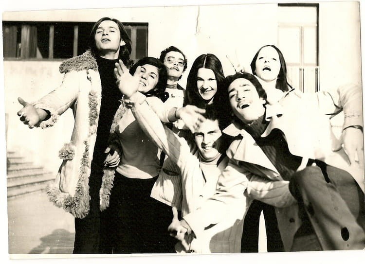 Photo de classe terminale g3 de 1971 lyc e professionnel - Lycee craponne salon ...