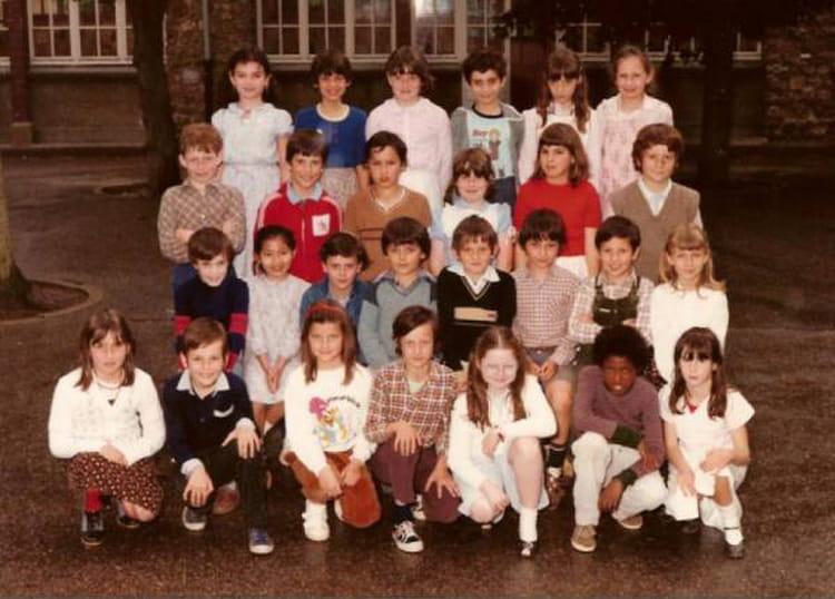 Photo de classe CE2 de 1982, Ecole Hippolyte Cocheris (Sainte Genevieve Des Bois) Copains d'a # Auto Ecole Sainte Genevieve Des Bois