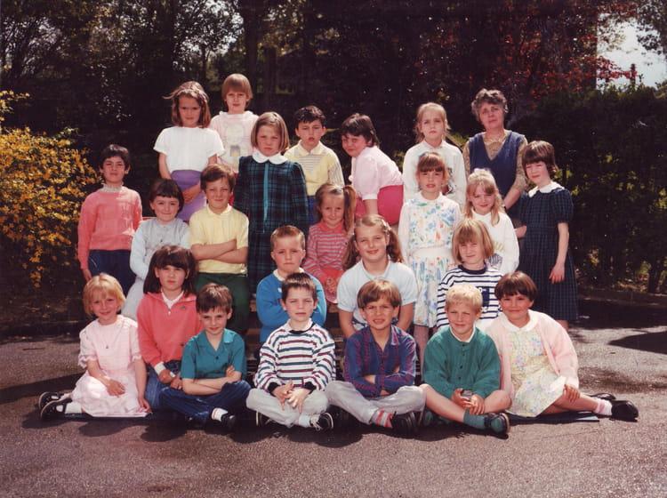 Photo de classe cp de 1987 ecole louis pasteur - Art cuisine longuenesse ...