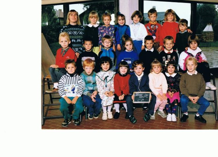 photo de classe cp de 1991 ecole louis pergaud saint pierre des fleurs copains d 39 avant. Black Bedroom Furniture Sets. Home Design Ideas
