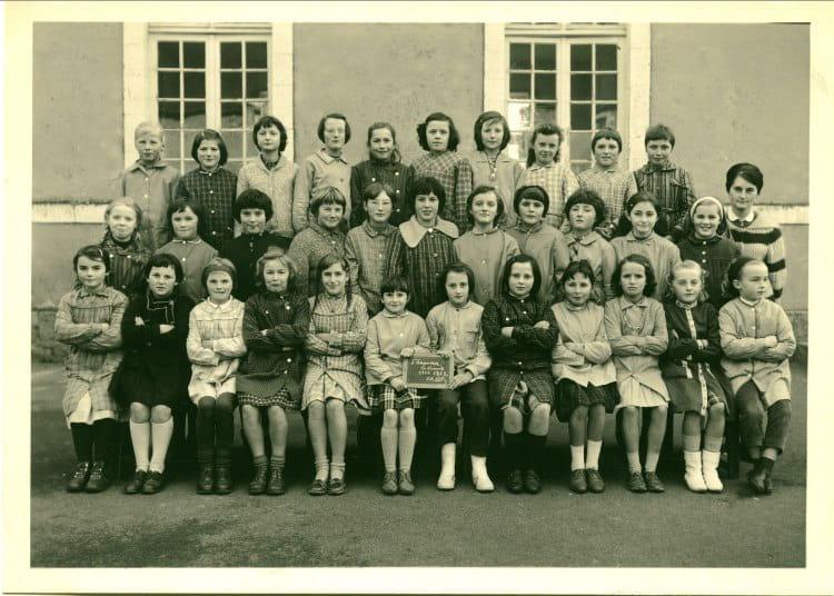 Photo de classe annee1962 1963 de 1963 ecole notre dame saint sauveur le vicomte copains d - Piscine saint sauveur le vicomte ...