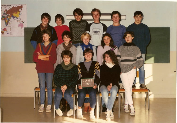 photo de classe une bande de vainqueur de 1970 coll ge lannic copains d 39 avant. Black Bedroom Furniture Sets. Home Design Ideas