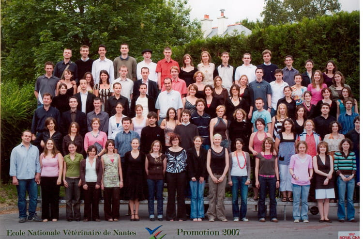Photo de classe promo 2007 de 2007 ecole nationale for Auto ecole maison alfort
