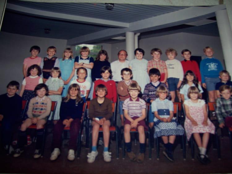 Photo de classe classe de ce1 1981 1982 de 1981 ecole du - Art cuisine longuenesse ...