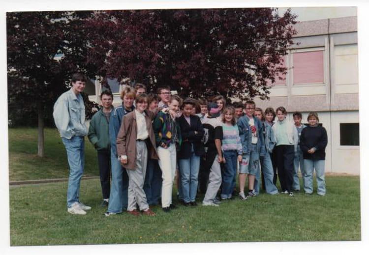 de classe 3eme de 1989, Collège Du Bois Dorceau  Copains davant ~ College Bois D Orceau