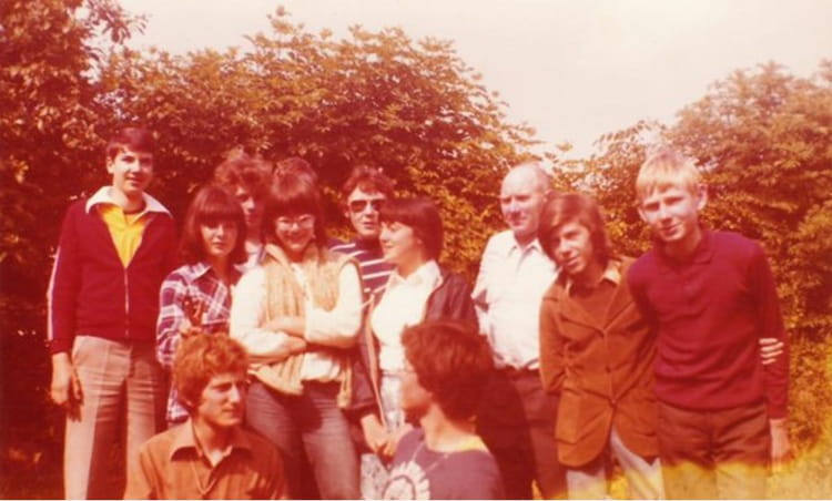 Photo de classe 3 de 1977 coll ge gustave nadaud for Pronote college jean moulin salon