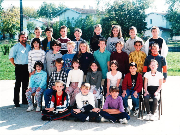 photo de classe cm2 ann e 1996 1997 de 1996 ecole primaire labarthe sur leze copains d 39 avant. Black Bedroom Furniture Sets. Home Design Ideas