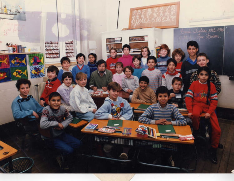 Photo de classe cm2 de 1985 ecole albert dumontet - Cours de cuisine villefranche sur saone ...