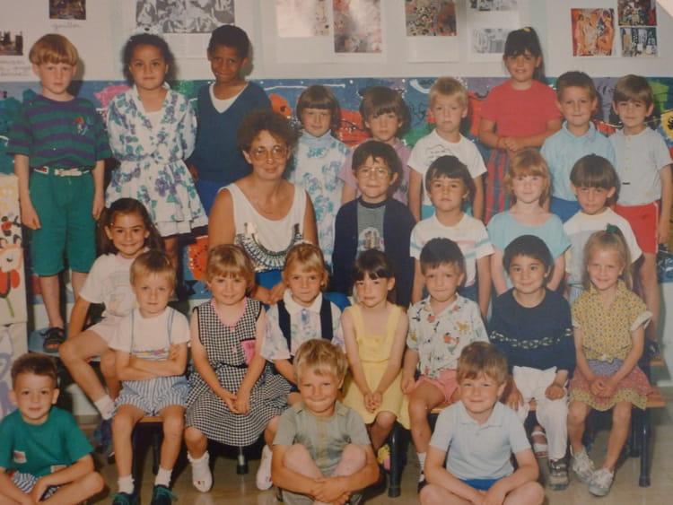 Photo de classe ecole de 1988 ecole george sand - Art cuisine longuenesse ...