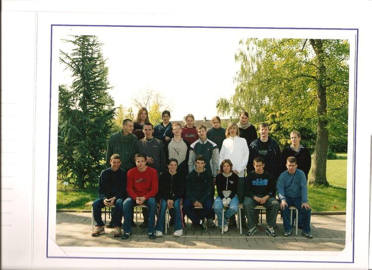 Photo de classe capa 2 production florale de 2005 ecole d for Horticulture et paysage