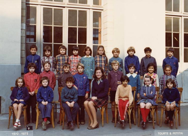 photo de classe ce2 ecole hermel paris 18 ann e 1972 1973 de 1972 ecole hermel copains d 39 avant. Black Bedroom Furniture Sets. Home Design Ideas