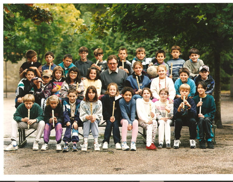 photo de classe cm2 de 1996 ecole du general de gaulle. Black Bedroom Furniture Sets. Home Design Ideas