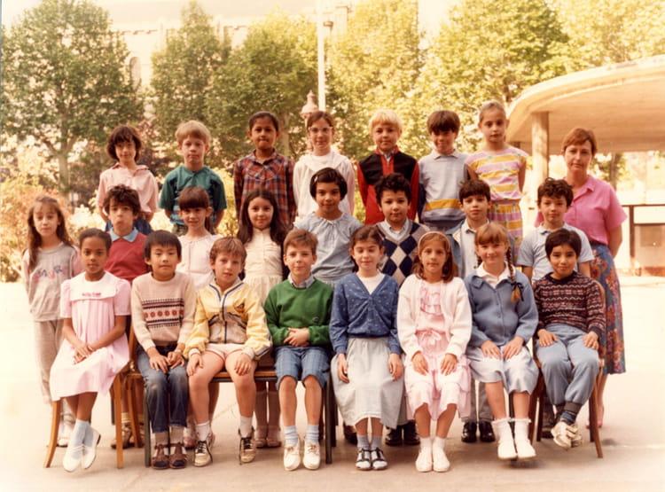 Photo de classe ce2 a de 1986 ecole de la guadeloupe copains d 39 avant - Cours de cuisine en guadeloupe ...
