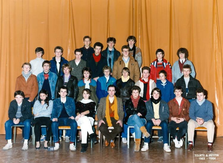 Photo de classe eccip de 1983 ecole commerciale de la for Chambre de commerce de paris formation