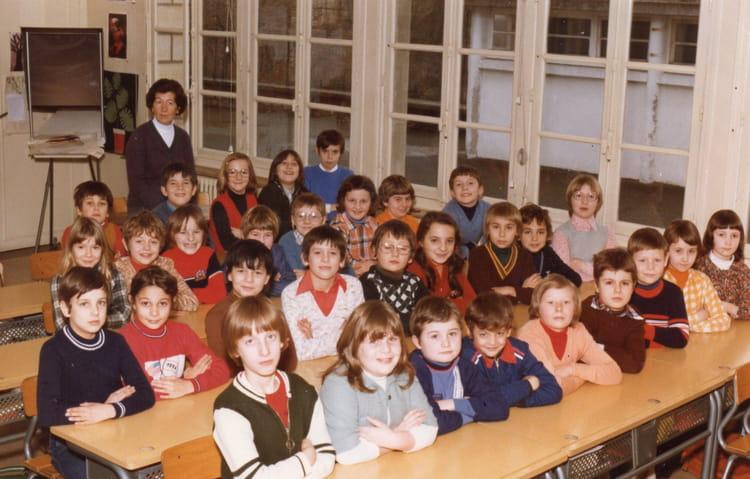 photo de classe ce2 de 1978 ecole jean mace saint leu d esserent copains d 39 avant. Black Bedroom Furniture Sets. Home Design Ideas