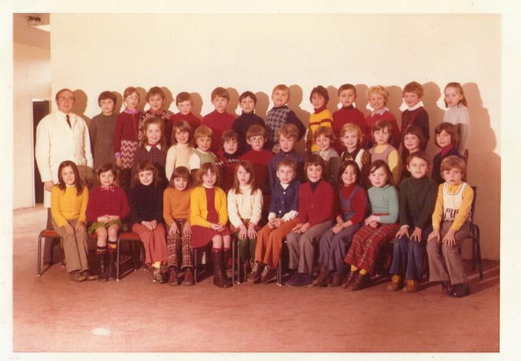 Photo de classe cm1 de 1973 ecole du centre longuenesse - Art cuisine longuenesse ...