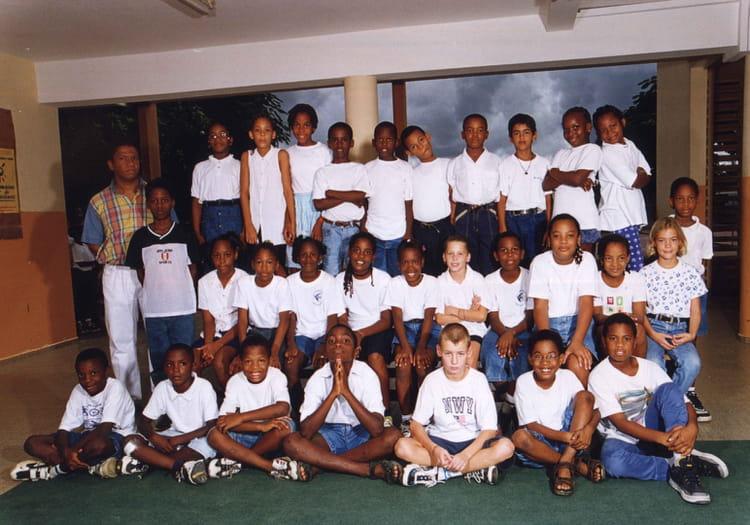 Photo de classe cm1 de 1999 ecole primaire guadeloupe - Cours de cuisine en guadeloupe ...