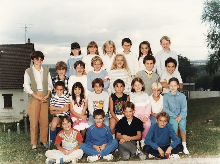 photo de classe cm1 de 1985 ecole nanteuil les meaux copains d 39 avant. Black Bedroom Furniture Sets. Home Design Ideas