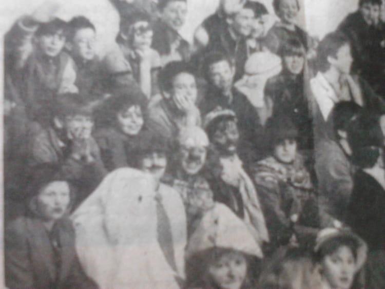 de classe Divers de 1986, Collège Du Bois Dorceau  Copains davant ~ College Bois D Orceau