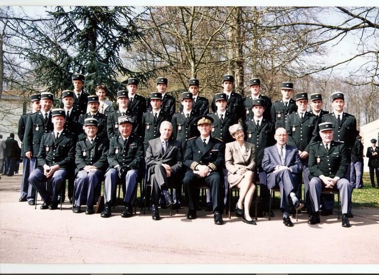 Photo de classe 49 me at externes de 1998 office national des for ts copains d 39 avant - Office national des forets ...