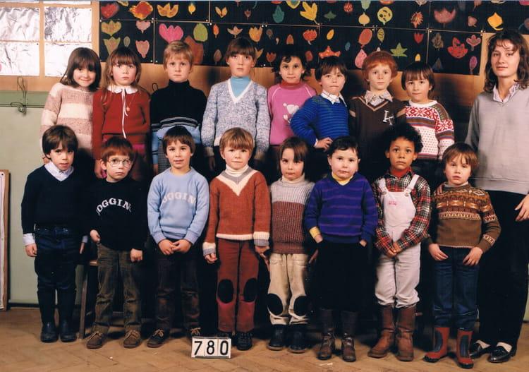Photo de classe cp de 1983 ecole notre dame du sacre for Garage noyen sur sarthe