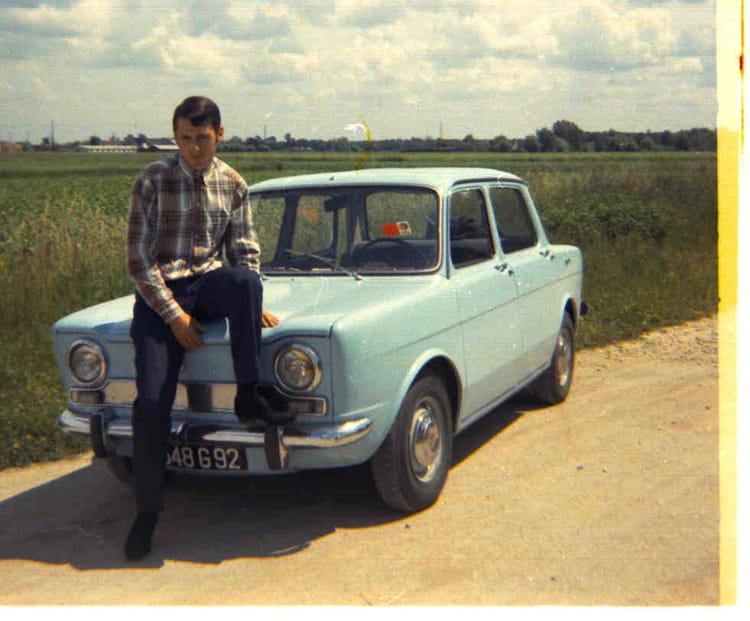 photo de classe ma premi re voiture pour mes 20 ans de 1967 snecma copains d 39 avant. Black Bedroom Furniture Sets. Home Design Ideas