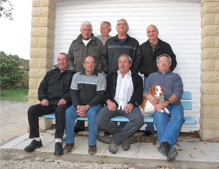 Photo de classe anciens eurovia aix en provence de 2011 for Repas entre copains